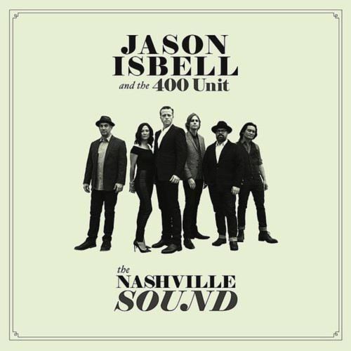 Jason Isbell and the 400 Unit - The Nashville Sound - RSD Essential Natural w/ Black Smoke Vinyl - LP