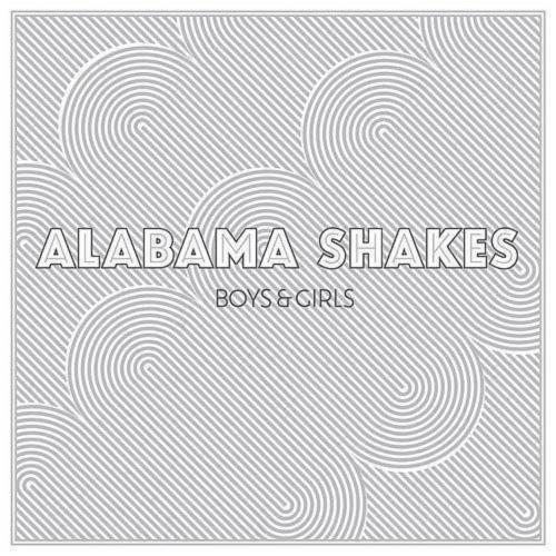 Alabama Shakes - Boys & Girls - RSD Essential Black & White Explosion Vinyl - LP
