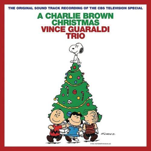 Vince Guaraldi Trio - A Charlie Brown Christmas - RSD Essential Peppermint Vinyl - LP