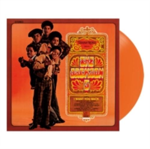 Jackson 5, The - Diana Ross Presents - Indie Exclusive Orange Vinyl - LP