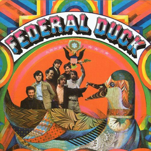 Federal Duck - S/T - Indie Exclusive Orange Vinyl - LP