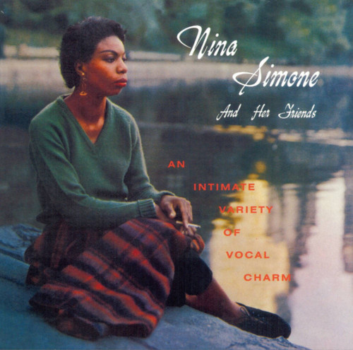 Nina Simone & Her Friends - An Intimate Variety of Vocal Charm - Indie Exclusive Transparent Emerald Green Vinyl - LP