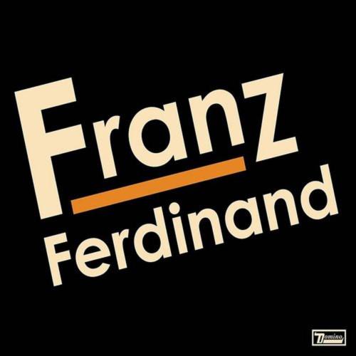 Franz Ferdinand - S/T - 2021 Reissue - LP