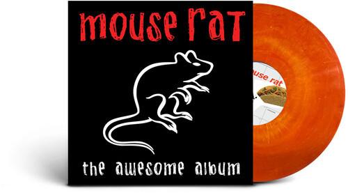Mouse Rat (from Parks & Recreation -- featuring Chris Pratt) - The Awesome Album - Indie Exclusive Blorange Orange Vinyl - LP