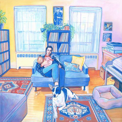 Laura Stevenson - S/T - Indie Exclusive Yellow Vinyl - LP