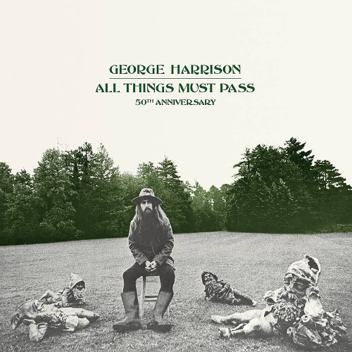 George Harrison - All Things Must Pass - 2021 Remaster - 180g 3xLP