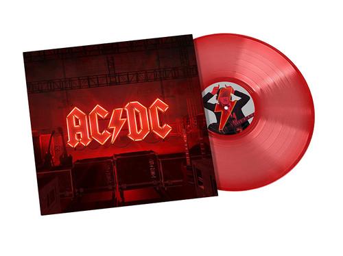 AC/DC - PWR UP (Red Vinyl) - LP
