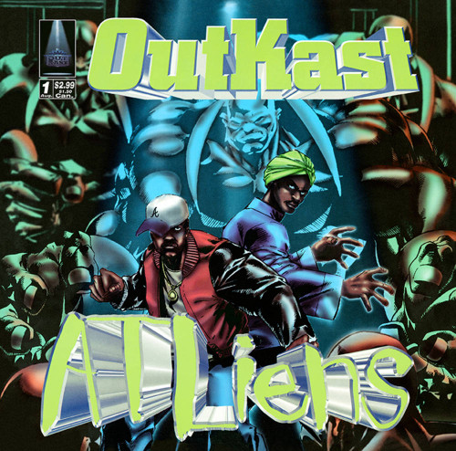 Outkast - ATLiens: 25th Anniversary Edition - 4xLP