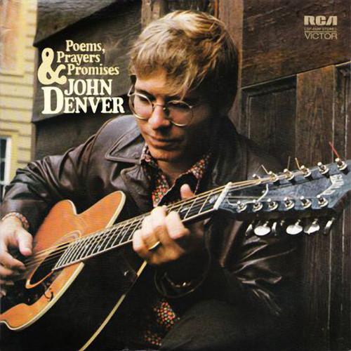John Denver - Poems, Prayers & Promises - LP