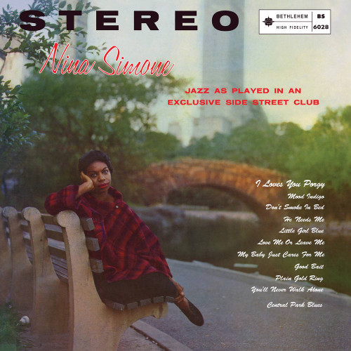 Nina Simone - Little Girl Blue (aka Jazz As Played in an Exclusive Side Street Club) - 2021 Stereo Remaster - LP