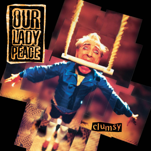 Our Lady Peace - Clumsy - Opaque White Vinyl - 180g LP