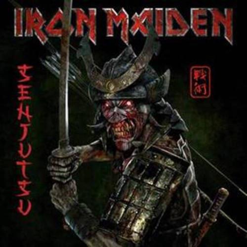 Iron Maiden - Senjutsu - 3xLP