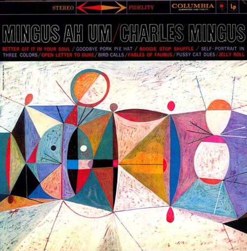 Charles Mingus - Mingus Ah Um - MOV 180g LP