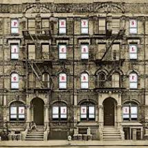 Led Zeppelin - Physical Graffiti (Non-Deluxe) 40th Anniversary Edition - 180g Vinyl