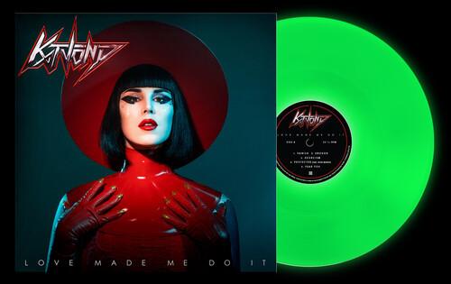 Kat Von D - Love Made Me Do It - Indie Exclusive Glow in the Dark Vinyl - LP