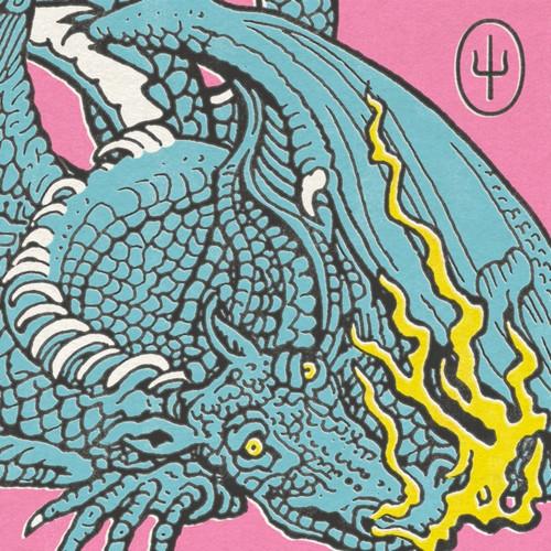 Twenty One Pilots - Scaled & Icy - Indie Exclusive Clear Vinyl - LP