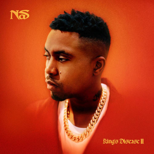 Nas - King's Disease II - Gold Vinyl - 2xLP