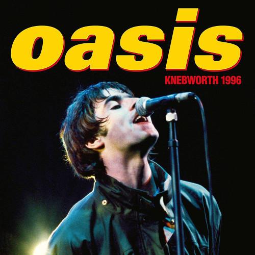 Oasis - Knebworth 1996 - 3xLP
