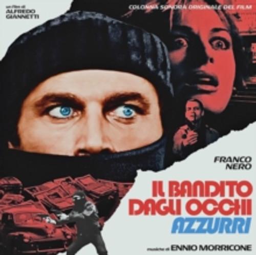 Ennio Morricone - Blue-Eyed Bandit (Il Bandito Dagli Occhi Azzurri) O.S.T. - LP