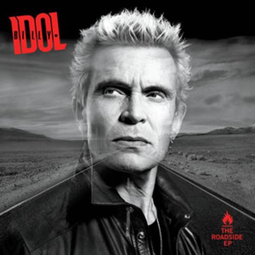 Billy Idol  - The Roadside - Indie Exclusive Blue Vinyl - EP