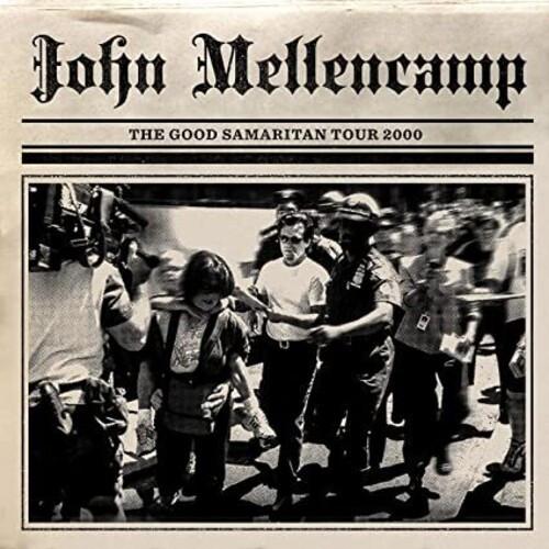 John Cougar Mellencamp - The Good Samaritan Tour 2000 - LP