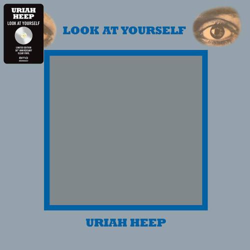 Uriah Heep - Look At Yourself - Indie Exclusive Clear Vinyl - LP