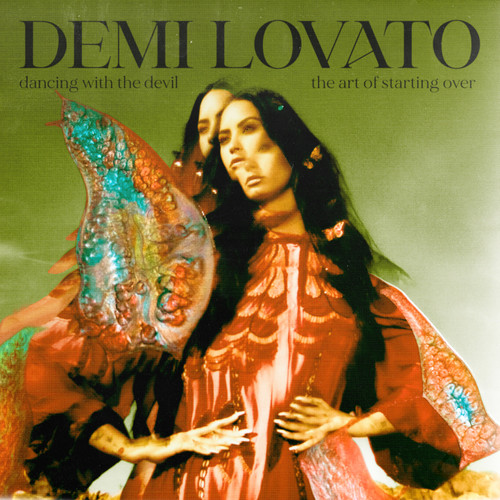Demi Lovato - Dancing With the Devil.. The Art of Starting Over - 2xLP