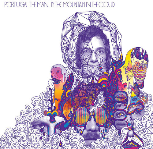 Portugal the Man - In the Mountain in the Cloud - LP
