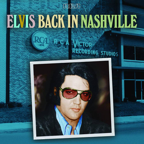 Elvis Presley - Back in Nashville - 2xLP