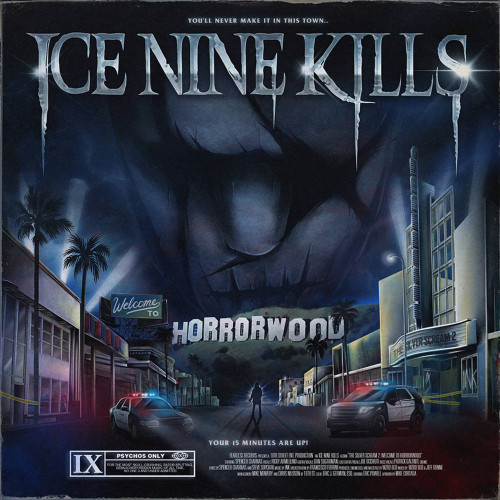 Ice Nine Kills - Welcome to Horrorwood: The Silver Scream 2 - Indie Exclusive Clear Vinyl - 2xLP