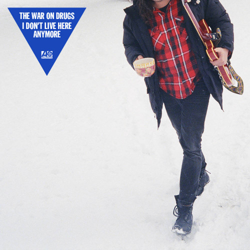 War On Drugs, The - I Don't Live Here Anymore - Indie Exclusive Blue Vinyl - 2xLP