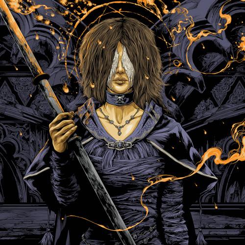 Demon's Souls O.S.T. - Gold Vinyl - 2xLP