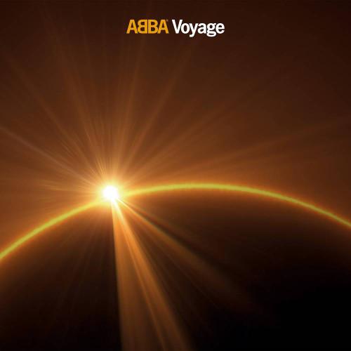 ABBA - Voyage - Indie Exclusive Blue Vinyl - LP