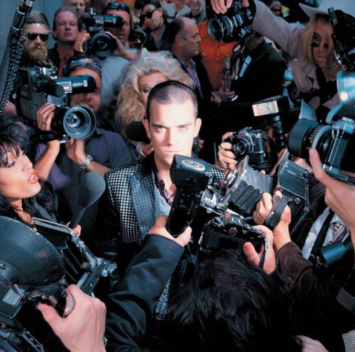 Robbie Williams - Life Thru a Lens - 180g LP