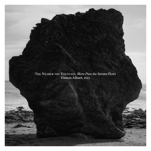 Damon Albarn - The Nearer the Fountain, More Pure the Stream Flows - LP