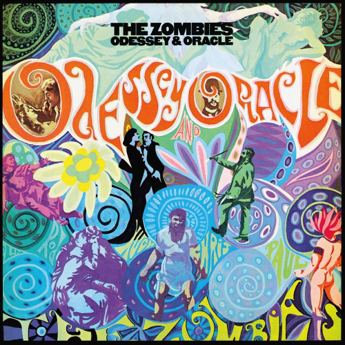 Zombies, The - Odessey and Oracle - RSD Essential Psychedelic Swirl Vinyl - LP
