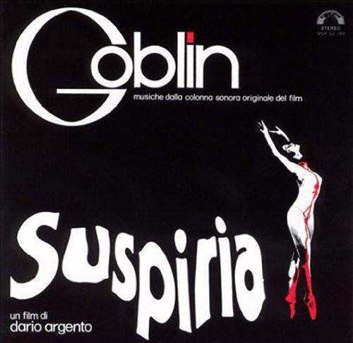 Goblin - Suspiria - RSD Essential White Vinyl  - LP