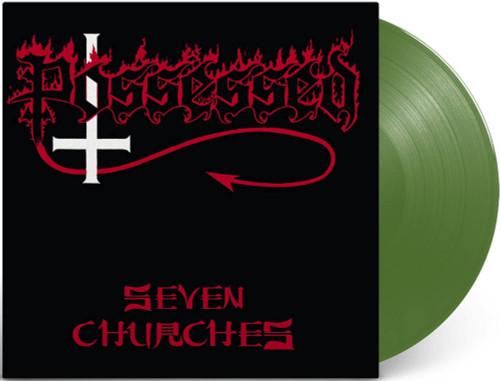 Possessed - Seven Churches - RSD Essential Forest Green Vinyl - LP