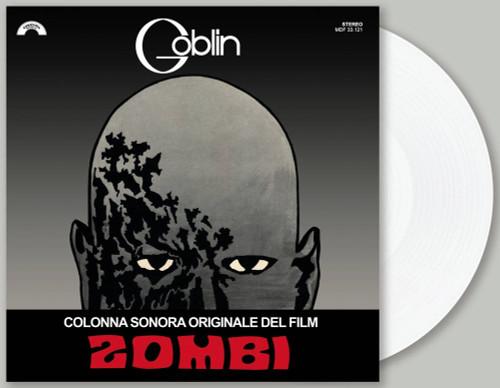 Goblin - Zombi - RSD Essential White Vinyl  - LP