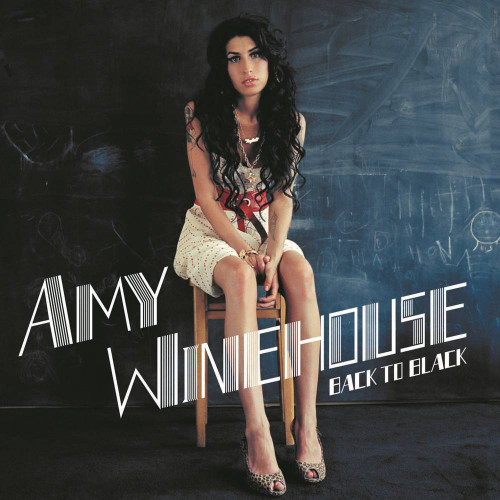 Amy Winehouse - Back To Black - Picture Disc - LP