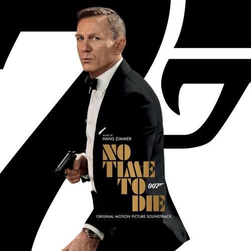 Hans Zimmer - No Time To Die (Original Motion Picture Soundtrack) - 2xLP