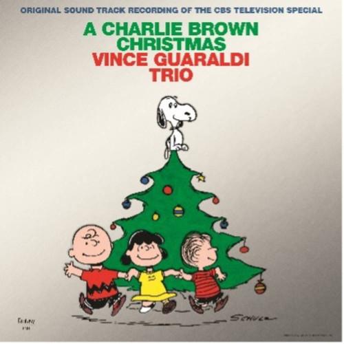 Vince Guaraldi Trio - A Charlie Brown Christmas - LP