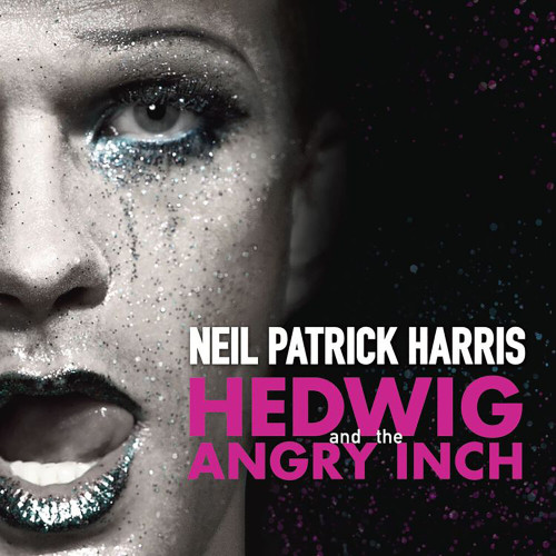 Hedwig and the Angry Inch (Original Cast Recording) - Pink Vinyl - 2xLP