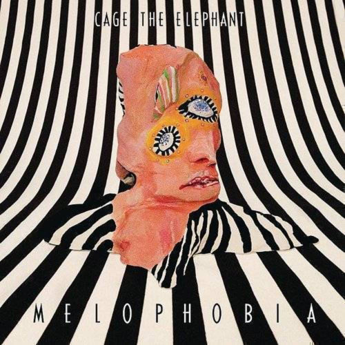 Cage the Elephant - Melophobia - RSD Essential Clear with Smoky White Swirls Vinyl - LP