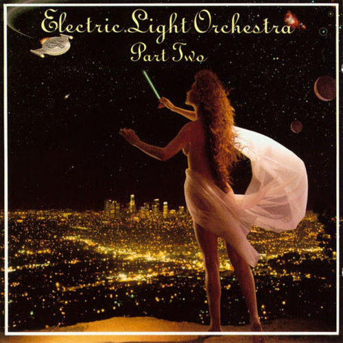 Electric Light Orchestra - Electric Light Orchestra Pt. II - LP