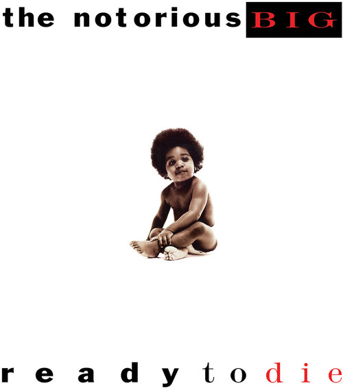 Notorious B.I.G. - Ready to Die (UK) - 140g 2xLP