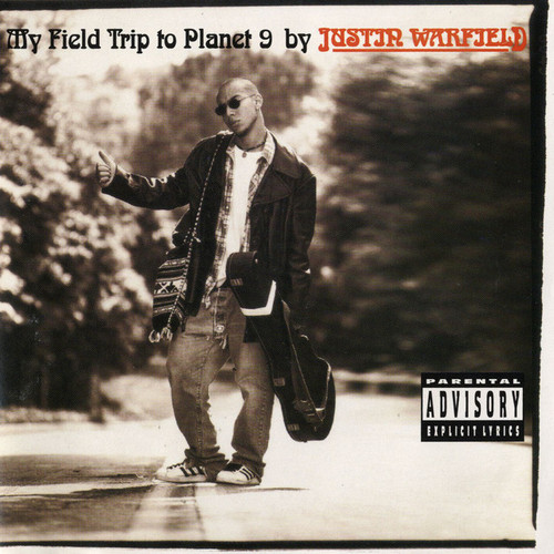 Justin Warfield - My Field Trip To Planet 9 (MOV) - Ltd. Crystal Clear & Solid Red Marble Vinyl - 180g 2xLP