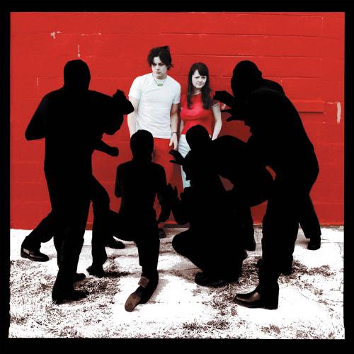 White Stripes, The - White Blood Cells - Indie Exclusive Peppermint Pinwheel Vinyl - LP