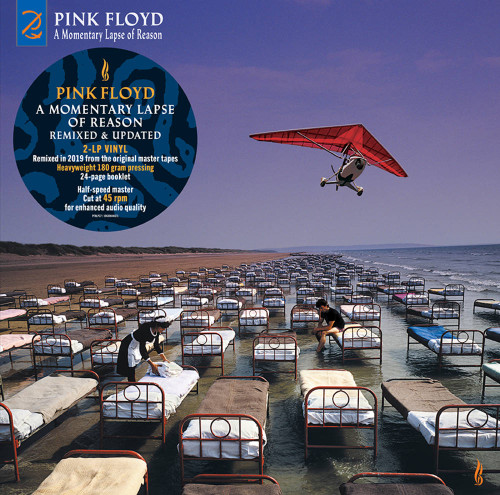 Pink Floyd - A Momentary Lapse of Reason: Remixed & Updated - 2xLP