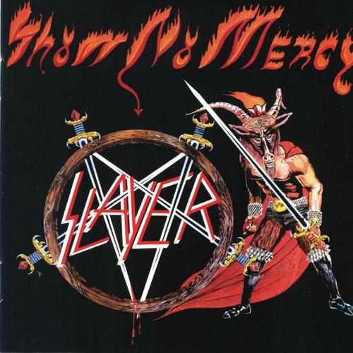 Slayer - Show No Mercy - Orange Marbled Vinyl - LP
